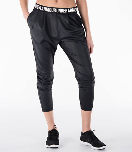 Women's Under Armour Harem Shine Pants