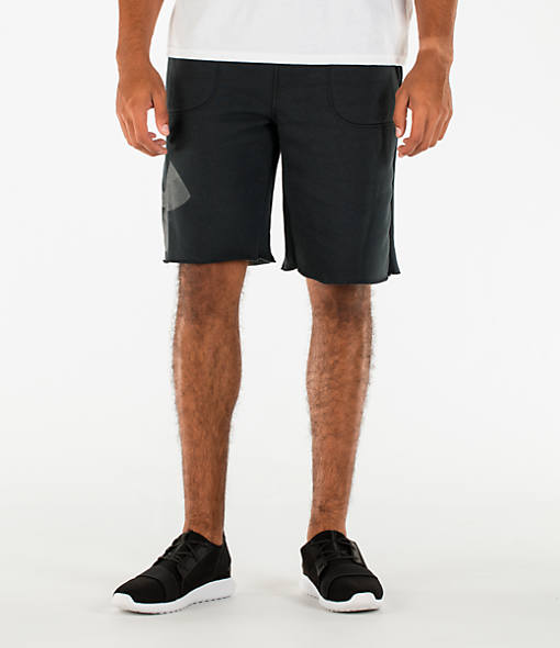 Men's Under Armopur Rival EXP Fleece Shorts