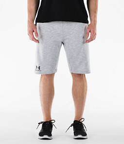 Men's Under Armour Sportstyle Tapered Fleece Shorts Product Image