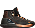 Boys' Grade School Under Armour Curry 3 Basketball Shoes