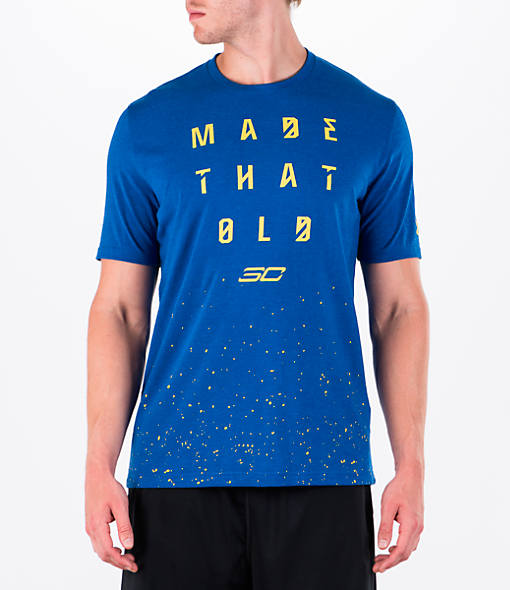 Men's Under Armour SC30 Make That Old T-Shirt