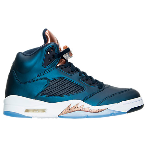 Men's Air Jordan Retro 5 Basketball Shoes