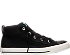 Men's Converse Chuck Taylor Street Mid Casual Shoes