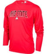 Men's J. America Ohio State Buckeyes College Long-Sleeve T-Shirt