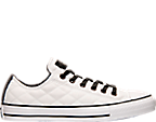 Women's Converse Chuck Taylor Ox Quilted Nylon Casual Shoes
