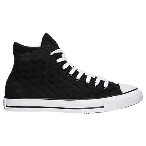 Men's Converse Chuck Taylor All Star Hi Woven Casual Shoes