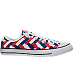 Men's Converse Chuck Taylor All Star Low Woven Casual Shoes
