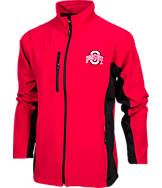 Men's J. America Ohio State College Eclipse Softshell Jacket