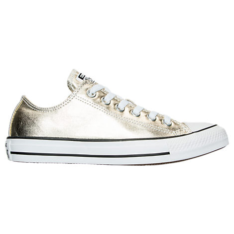 Women's Converse Chuck Taylor Ox Metallic Casual Shoes