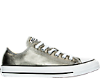 Women's Converse Chuck Taylor Ox Metallic Casual Shoes
