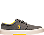 Men's Polo Ralph Lauren Faxon Low Skate Vulc Casual Shoes