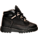 Right view of Kids' Toddler Timberland Field Boots in Black