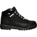 Right view of Kids' Grade School Timberland Field Boots in Black