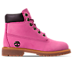 Girls' Grade School Timberland 6 Inch Classic Boots