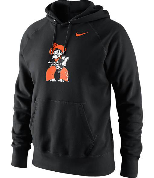 Men's Nike Oklahoma State Cowboys College Classic Logo Hoodie