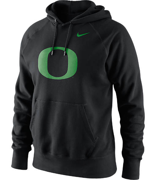Men's Nike Oregon Ducks College Classic Logo Hoodie