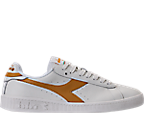 Unisex Diadora Game L Low Waxed Casual Shoes