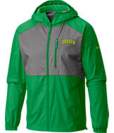 Men's Columbia Oregon Ducks College Flash Forward Windbreaker Jacket
