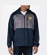 Men's Columbia Notre Dame Fighting Irish College Flash Forward Windbreaker Jacket