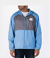 Men's Columbia UNC Tar Heels College Flash Forward Windbreaker Jacket