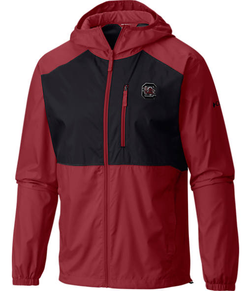 Men's Columbia South Carolina Gamecocks College Flash Forward Windbreaker Jacket