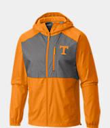 Men's Columbia Tennessee Volunteers College Flash Forward Windbreaker Jacket