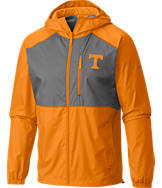 Men's Columbia Tennessee Volunteers College Flash Forward Windbreaker Jacket