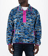 Men's Columbia CSC Originals Printed Fleece Jacket