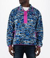 Men's Columbia CSC Originals Printed Fleece Jacket