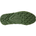 Bottom view of Unisex Diadora EVO Aeon Casual Shoes in Verde Giada