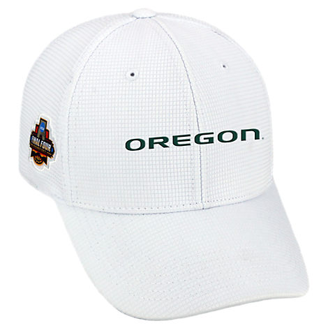 Top of the World Oregon Ducks College Final Four 2017 Regional Champion Hat