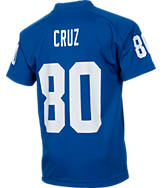 Kids' Nike New York Giants NFL Victor Cruz Jersey T-Shirt