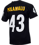 Kids' Nike Pittsburgh Steelers NFL Troy Polamalu Jersey T-Shirt