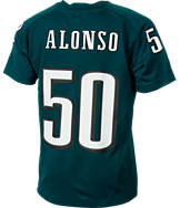 Kids' Nike Philadelphia Eagles NFL Kiko Alonso V-Neck T-Shirt