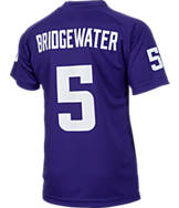 Kids' Nike Minnesota Vikings NFL Teddy Bridgewater Jersey T-Shirt