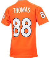 Kids' Nike Denver Broncos NFL Demaryius Thomas V-Neck Jersey T-Shirt