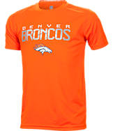 Kids' Denver Broncos NFL Involution Performance T-Shirt