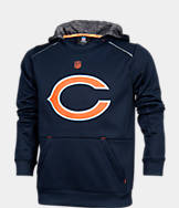 Kids' Nike Chicago Bears NFL Pinnacle Hoodie