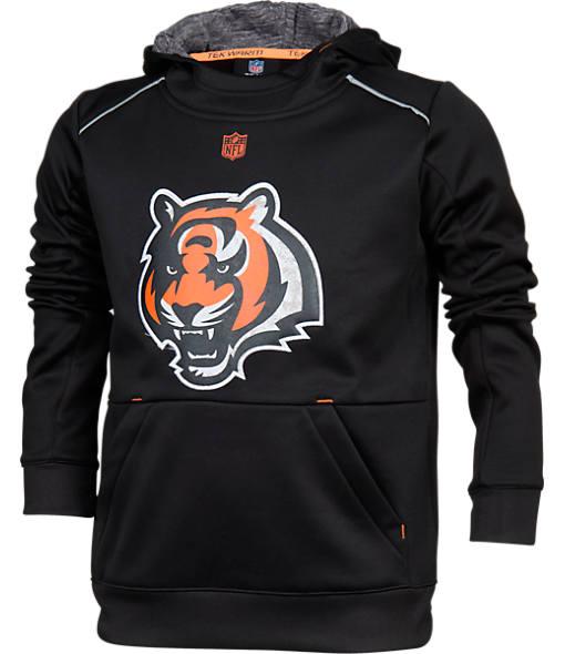 Kids' Nike Cincinnati Bengals NFL Pinnacle Hoodie