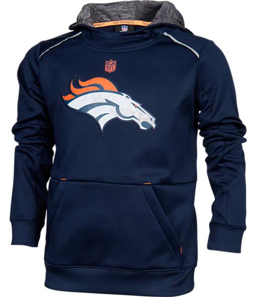 Kids' Nike Denver Broncos NFL Pinnacle Hoodie