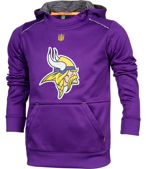 Kids' Nike Minnesota Vikings NFL Pinnacle Hoodie
