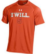 Men's Under Armour Syracuse Orange College I Will T-Shirt