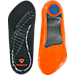 Front view of Men's Sof Sole Plantar Fasciitis Orthotic Insoles in None