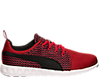 Men's Puma Carson Runner Knit Casual Shoes