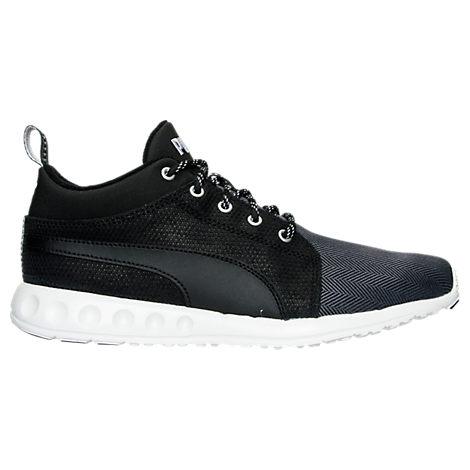 Men's Puma Carson Runner Mid Herring Casual Shoes
