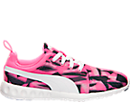 Women's Puma Carson Runner Geo Camo Casual Shoes