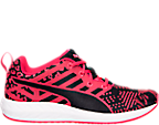 Women's Puma Flare Woven Running Shoes