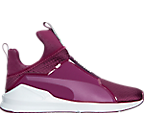 Women's Puma Fierce Quilted Casual Shoes