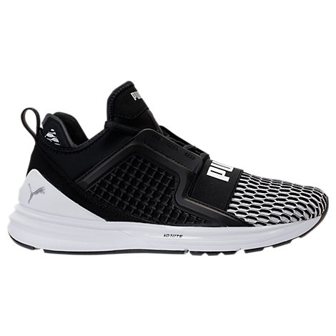 Men's Puma Ignite Limitless Colorblock Casual Shoes