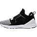 Left view of Men's Puma Ignite Limitless Colorblock Casual Shoes in Puma Black/Puma White